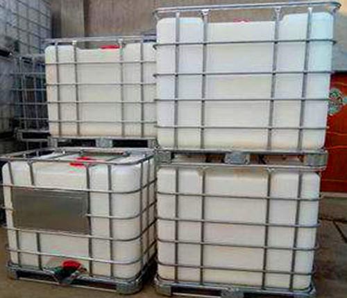 工业级次氯酸钠吨桶包装