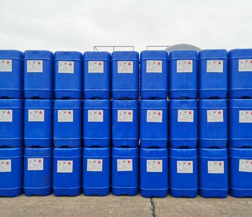 涉水级次氯酸钠小桶包装